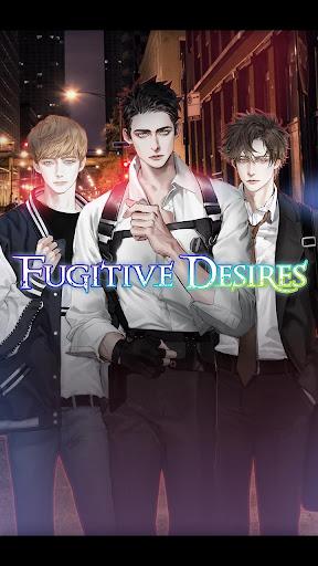 Code Triche Fugitive Desires : Romance Otome Game APK MOD (Astuce) screenshots 5