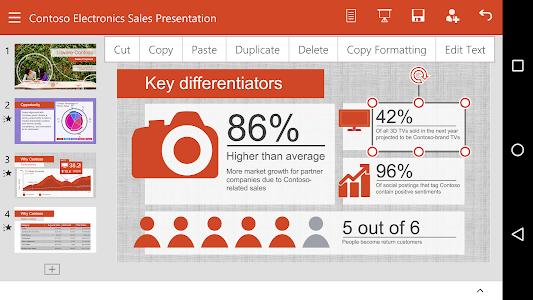 Microsoft PowerPoint v16.0.4027.1006