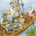 Трое в лодке, не считая собаки icon