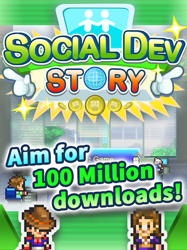 Social Dev Story - screenshot