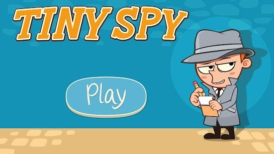 Tiny Spy - Find Hidden Objects - náhled