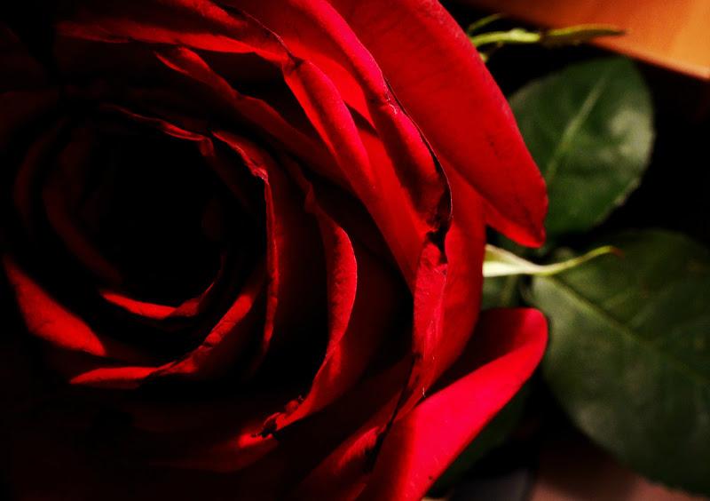 Scrivania romantica... di utente cancellato