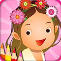 Doll Magic - Color & Draw icon