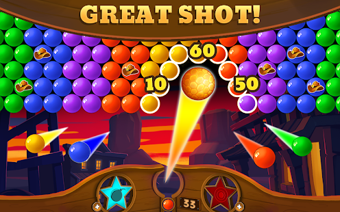 Top Bubble Pop Screenshot