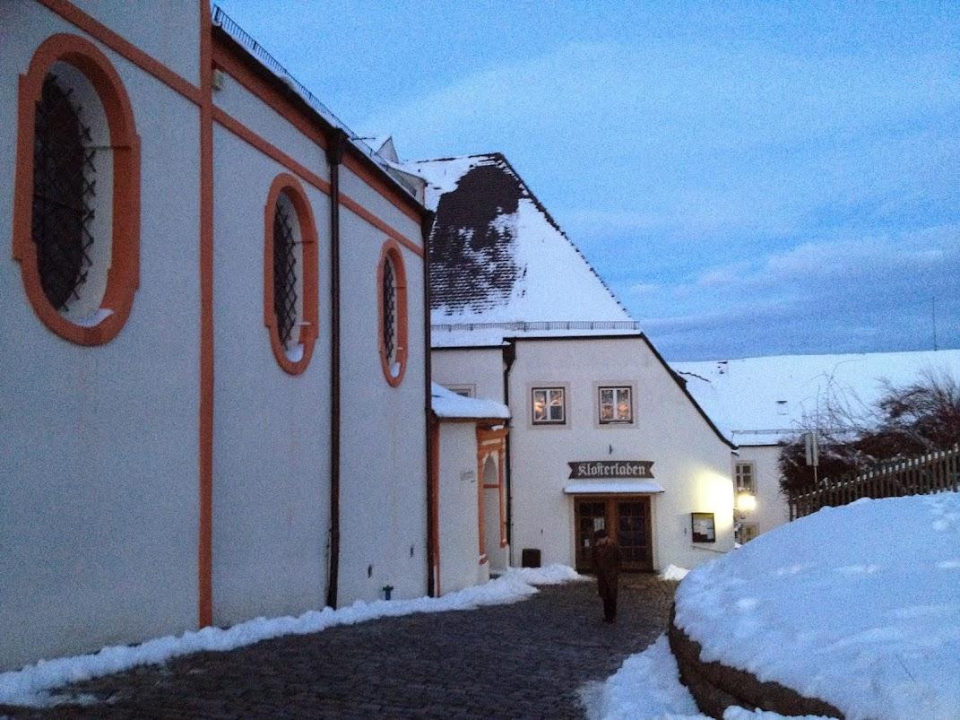 Kloster Andechs (Андексское аббатство), Бавария, Германия