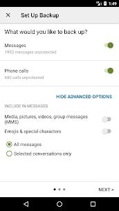 SMS Backup & Restore Pro 3