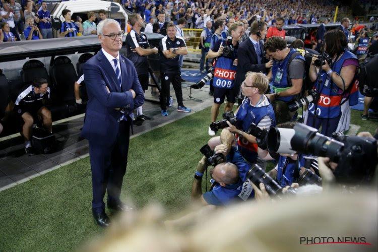 Ranieri (Leicester) croit au maintien
