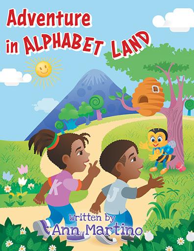 Adventure in Alphabet Land cover