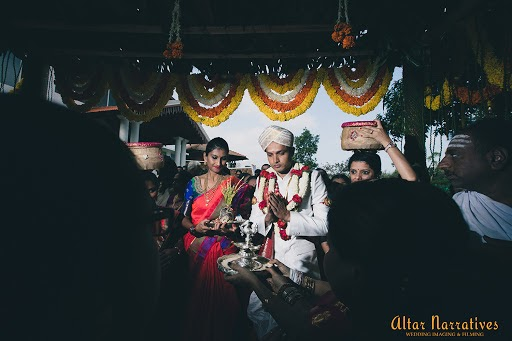 Wedding photographer Soundarya Murugaiyan (AltarNarratives). Photo of 13.11.2017