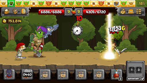 Let's Journey - idle clicker RPG - offline game filehippodl screenshot 6