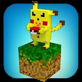 Craft build: Go mine pixelmon