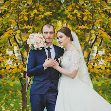 Wedding photographer Lyubov Ilyukhina (astinfinity). Photo of 24.10.2017