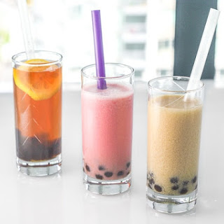 Strawberry Milk Tea Recipes.