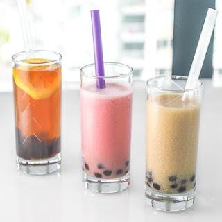 Strawberry Milk Tea Recipes.