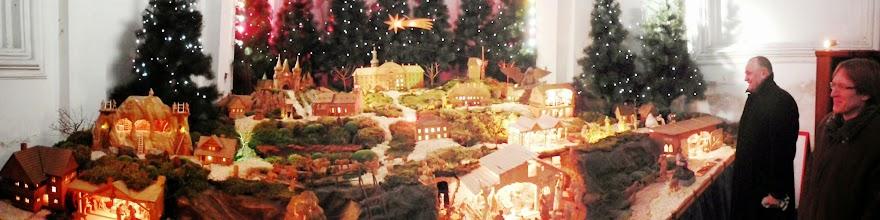 Photo: Bruntálský Betlém, letos jej shlédlo 5 tisíc návštěvníků