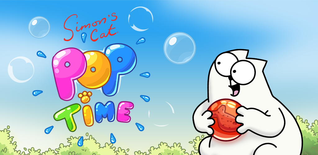 Simon's Cat - Pop Time