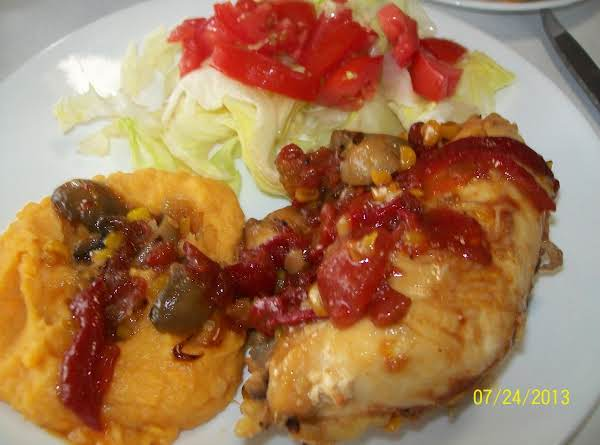 South Of The Border Chicken Recipe