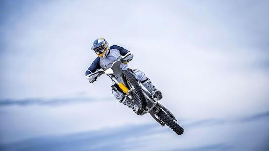 Extreme Motocross Jump Wallpaper - náhled