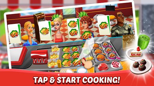Cooking Games for Girls Food Fever & Restaurant Apk 2