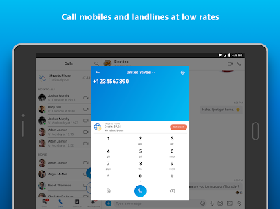 Skype – Talk. Chat. Collaborate Mod 8.64.0.83 Apk [Ad Free/Unlocked] 6