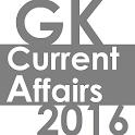 GK & Current Affair 2016 INDIA icon