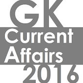 GK & Current Affair 2016 INDIA
