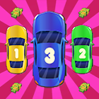 Merge Cars icon