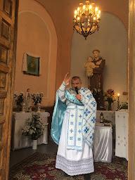 Празник Св. Антонія в капличці на Заліссі, смт Івано-Франкове, 13 червня 2021 р. Б.