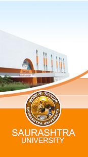 Saurashtra University - náhled