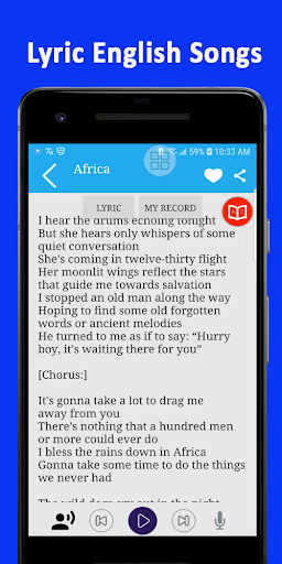 Download Learn English with Song Lyrics on PC & Mac with AppKiwi APK