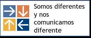 Somos diferentes y nos comunicamos diferente