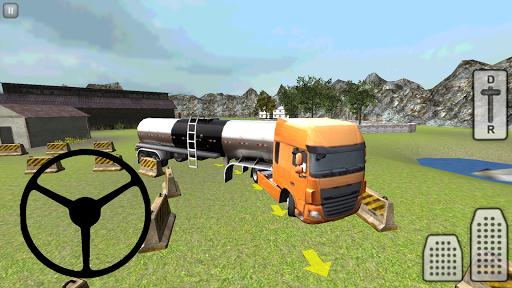 农用车3D:牛奶