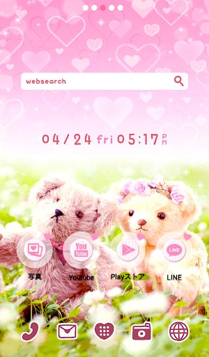 可愛換裝桌布★Love Bears