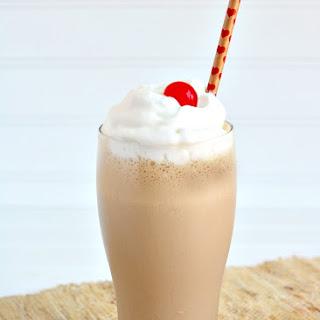 Buzzy Mocha Milkshake