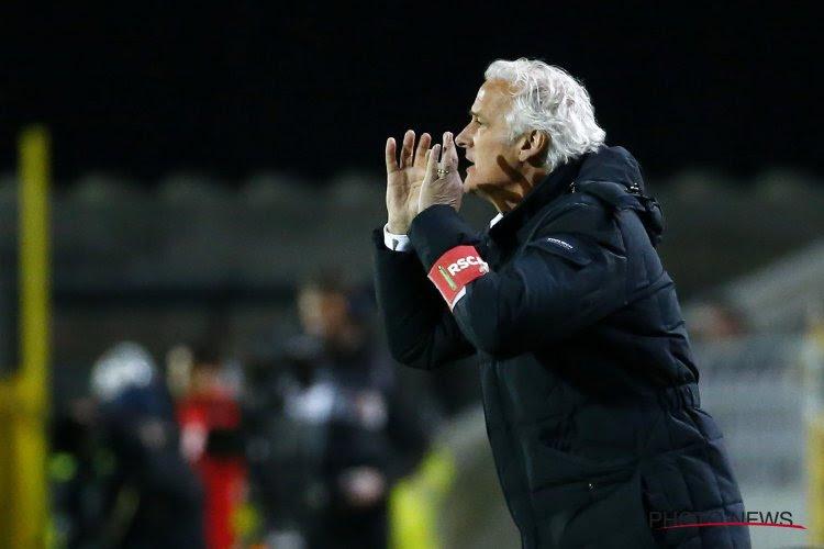 """Fred Rutten laat zich uit over play-off 1: """"Komen met Anderlecht in de levenswereld terecht dat we play-off 1 kunnen winnen"""""""