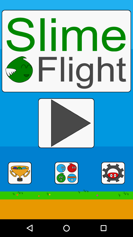 SlimeFlight- screenshot