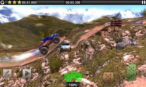 Offroad Legends - Monster Truck Trials  captures d'écran 2