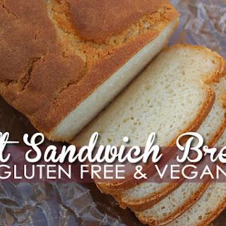 Soft Gluten Free Vegan Bread.