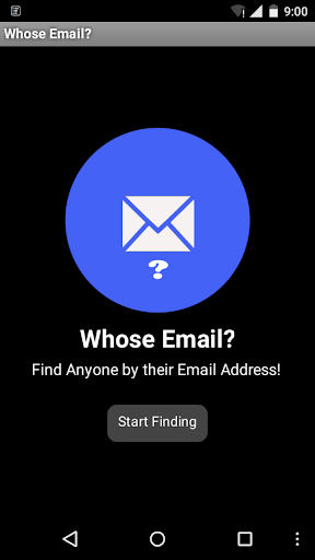 Whose Email Pro