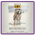 Logo of Bell's Best Brown Ale