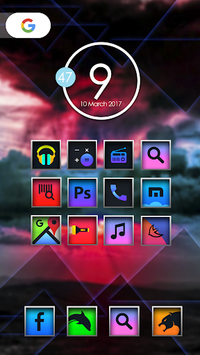 Wivom - Icon Pack 이미지[1]