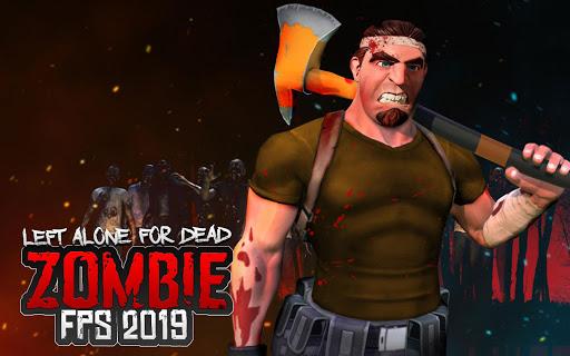 ZOMBIE FPS 2020 - LEFT ALONE 4 DEAD : New Games 1.0 de.gamequotes.net 5
