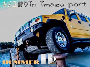 H2  07,HUMMER,LUXPXG三井D車のカスタム事例画像 ヨシクマ🇺🇸🍍さんの2020年02月10日20:41の投稿