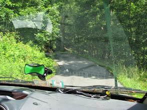 Photo: K8GP / Rover leaving FM18dv