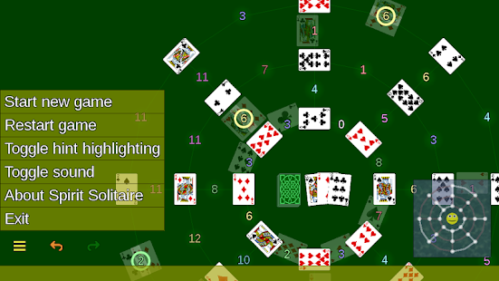 Spirit Solitaire- screenshot thumbnail