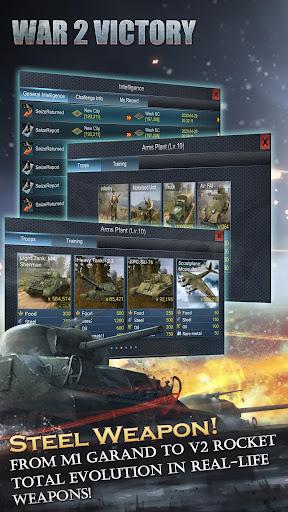 War 2 Victory apkpoly screenshots 2
