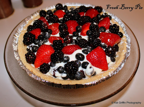 Fresh Berry Pie Recipe