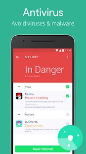 Power Security-AntiVirus Clean Screenshot