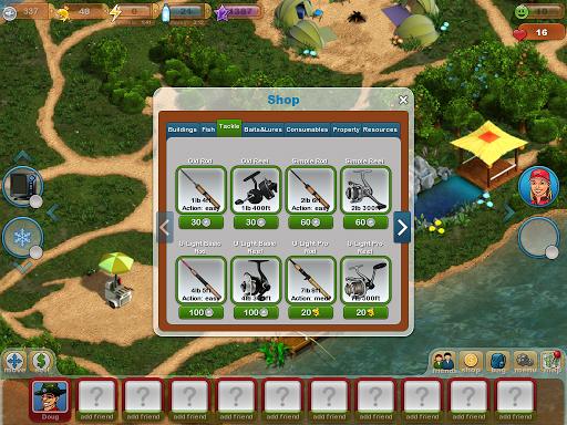 Fishing Paradise 3D Free+ screenshot 10