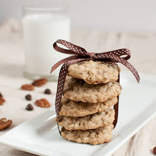 Oatmeal Chocolate Chip Pecan Cookies.